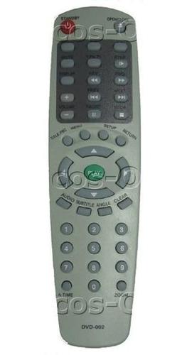 control remoto dvd genérico admiral dpv-404 philco (2354)