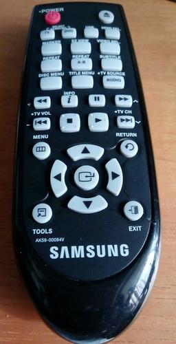 control remoto dvd samsung ak59-00084v dvd-d530 y c550 o tv