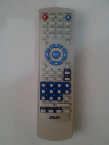 control remoto dvd universal