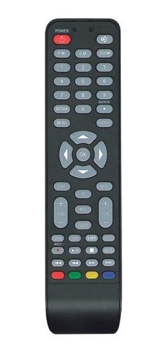 control remoto ea40x4100 ea40x4100x para noblex smart tv