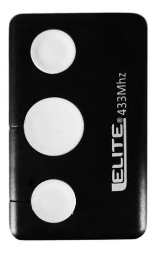 control remoto elite de 433mhz, 3 botones