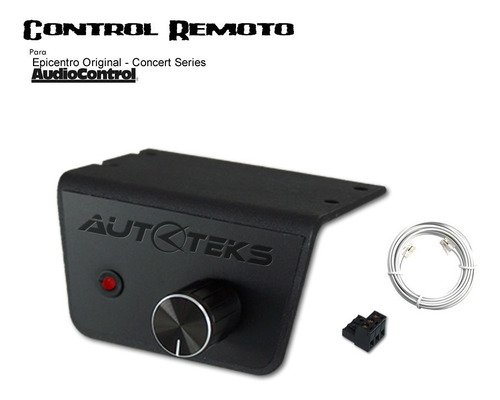 control remoto epicentro audiocontrol epicenter concert
