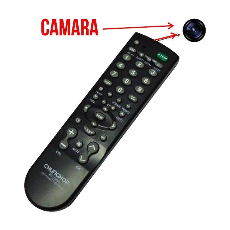 Resultado de imagen para control remoto espia