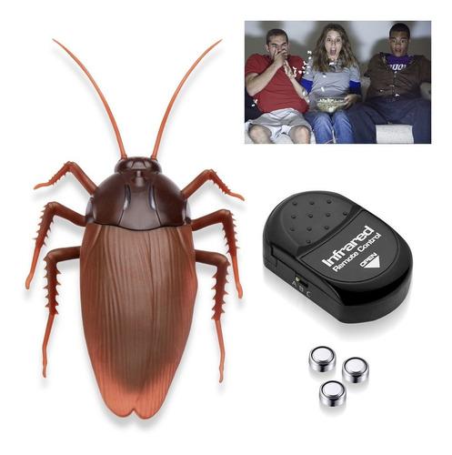 control remoto falsa fake cucaracha rc juguete broma broma i