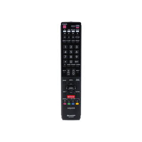 Control Remoto Gb118wjsa Sharp Aquos Original Smart Netflix