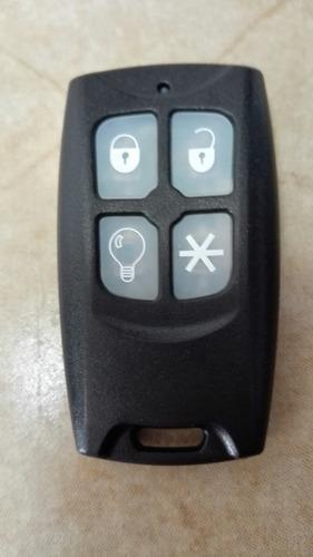 control remoto ge xa nx8 interlogic alarma panic 4 botones