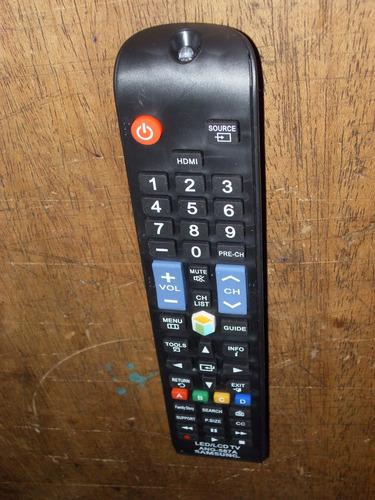 control remoto genérico para smart tv  samsung 3d s/15