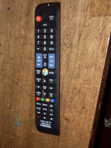 control remoto genérico para televisor smart tv samsung 3d