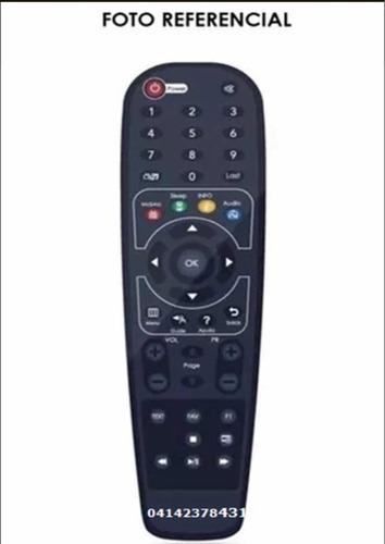 control remoto inter satelital ircu-20tvs (reemplazo)