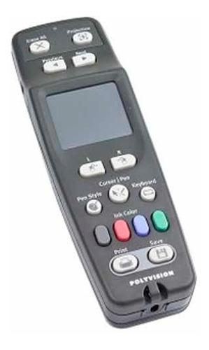 control remoto interactivo 750-0275 2xaa negro