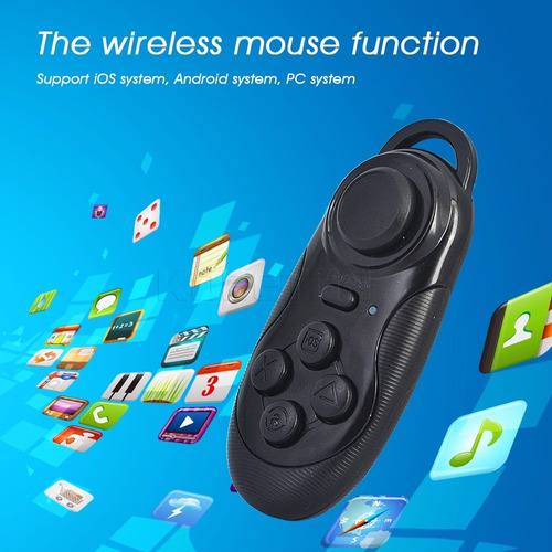 control remoto, joystic bluetooth: juegos, realidad virtual