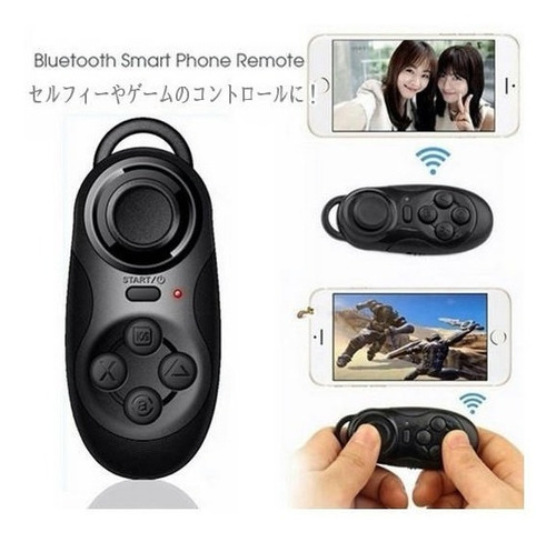 control remoto + joystick bluetooth android - factura a / b