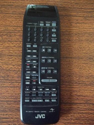 control remoto jvc para receiver