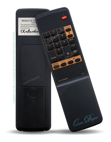 control remoto jxlr para sanyo tv clp 1450 clp 2151 clp 2050