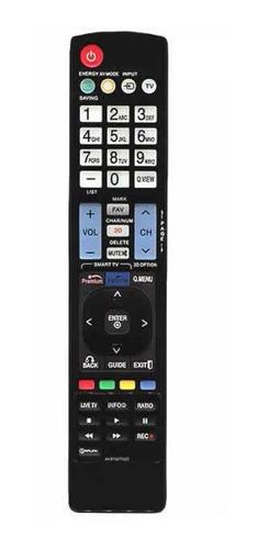 control remoto lcd-437 lcd led smart para lg