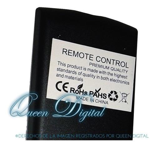 control remoto lcd bgh jvc noblex philco sanyo his er-22640