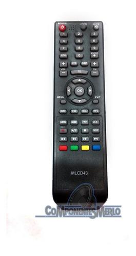 control remoto led tv ken brown admiral tonomac tecla 3d