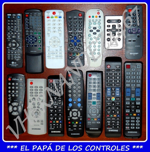 control remoto lg bluray dvd bd550 bp120 bp250 y mas.!!!