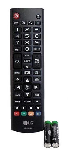 control remoto lg smart akb74915305 +4 pilas+envio
