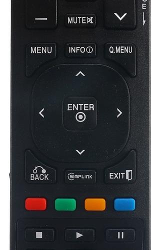 control remoto lg smart lcd led tv