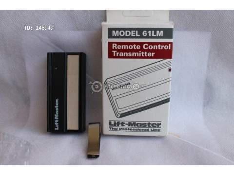 control remoto liftmaster 61lm-garajes automaticos