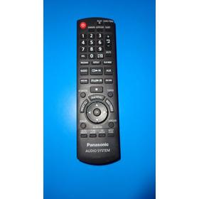 Control Remoto Mini Componente Panasonic Sony Universal Otro