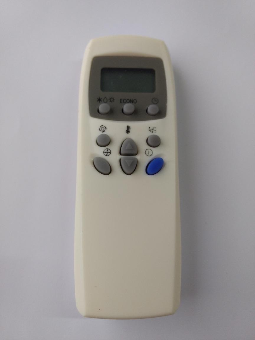 Control Remoto Minisplit Lg 6711a90023c
