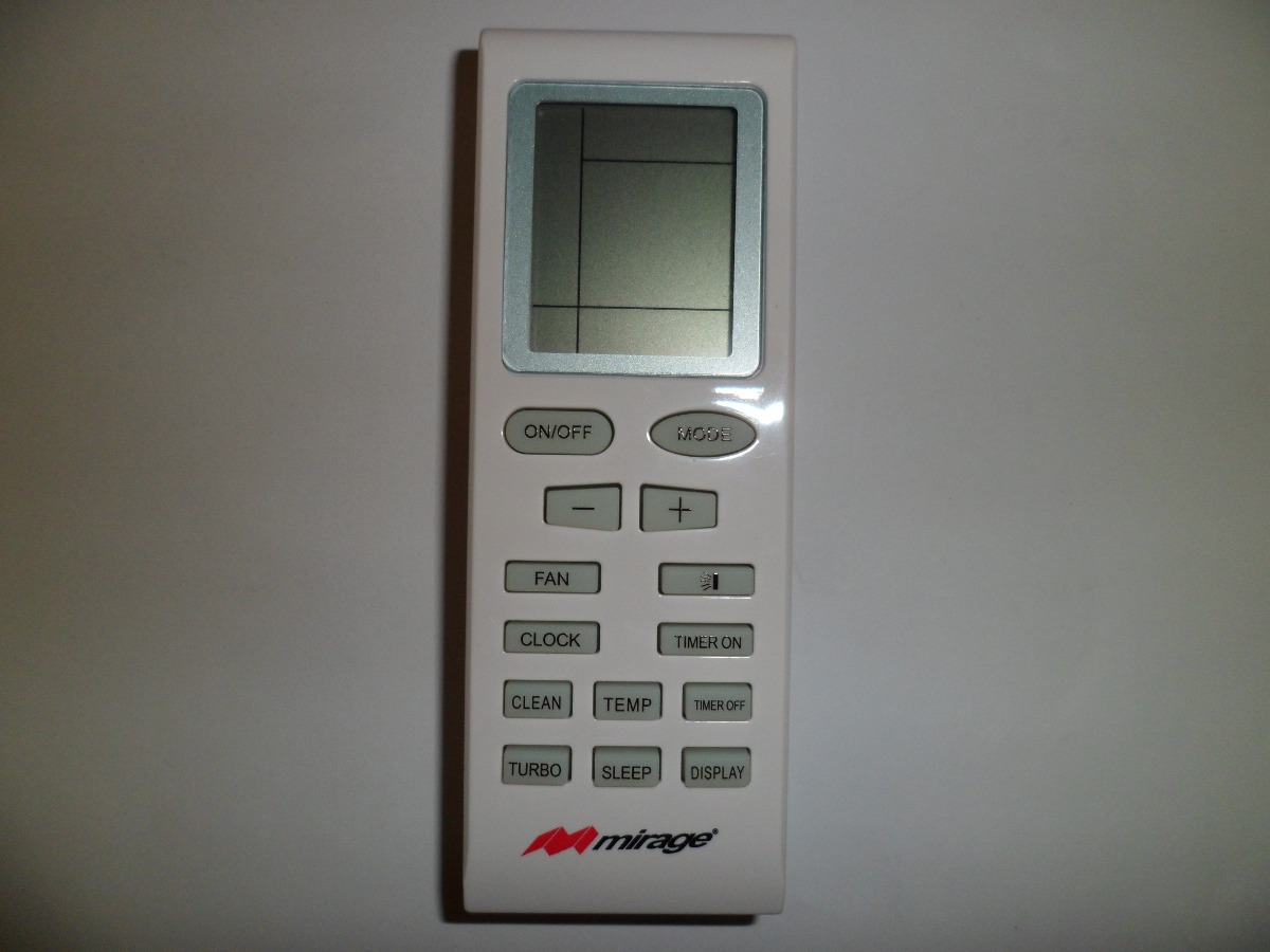 Control Remoto Mirage Absolut X Original 549 00 En