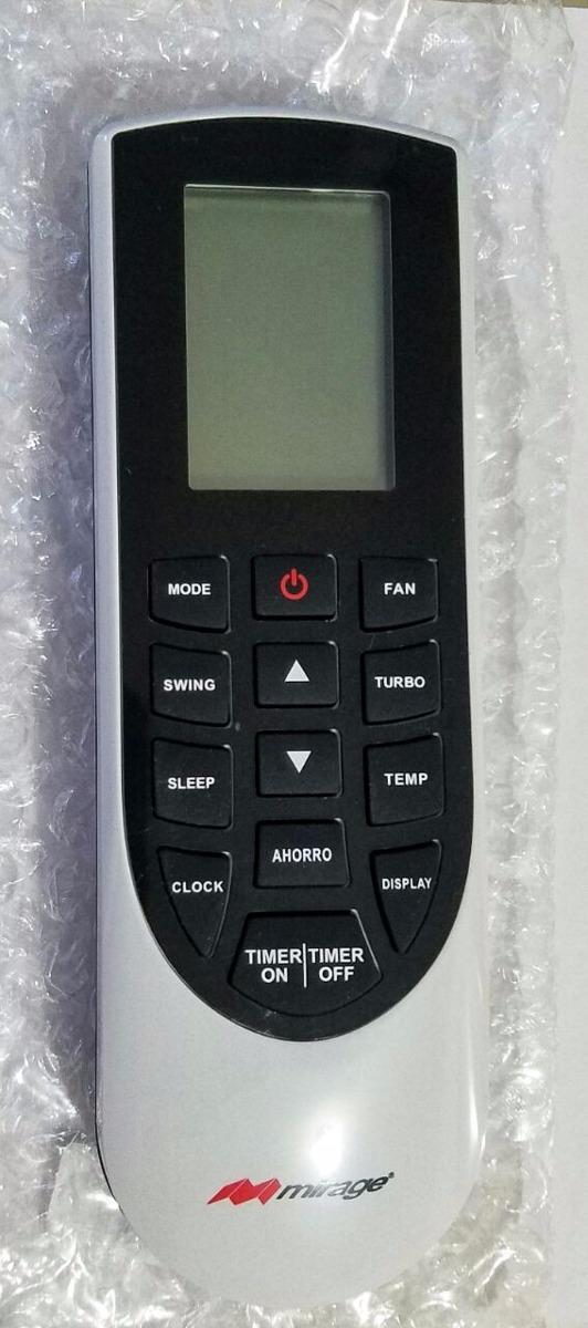 Control Remoto Mirage X3 Original 475 00 En Mercado Libre