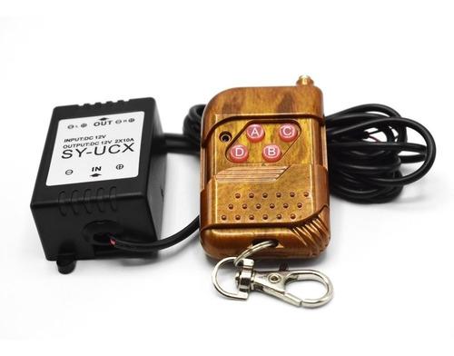 control remoto modulo encendido a distancia led flash tuning