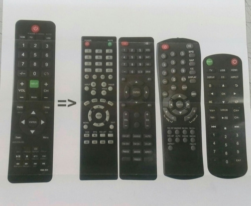 control remoto mover a mexico pantalla para todos los modelo