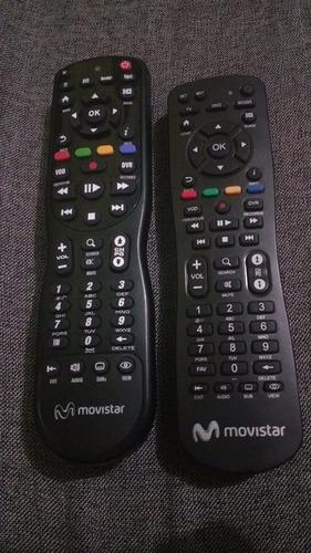 control remoto movistar tv