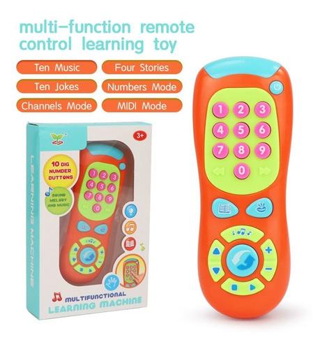 control remoto musical niños bebes baby shower