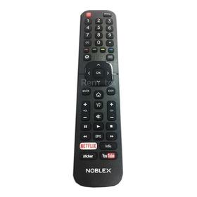 Control Remoto Noblex Smart Tv 4k Original Microcentro !!!