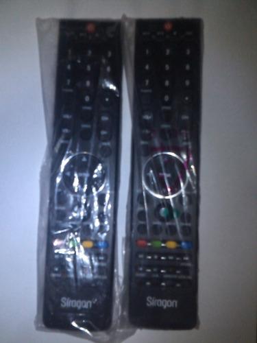 control remoto original smart tv siragon