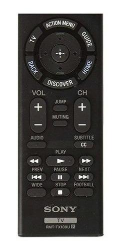 control remoto original sony led smart tv rmt-tx100u netflix
