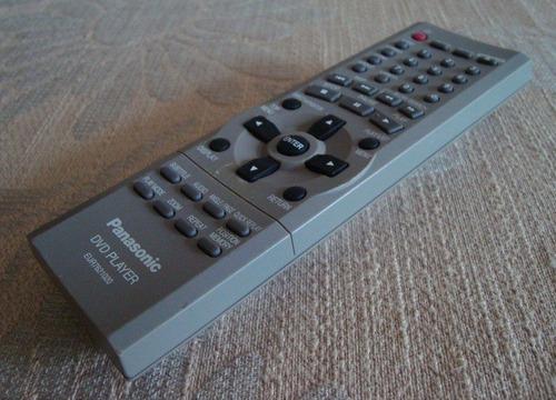 control remoto panasonic reproductor dvd
