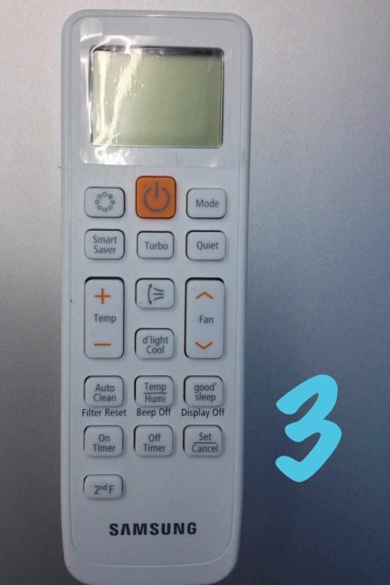 Control Remoto Para Aire Acondicionado Samsung 799 00