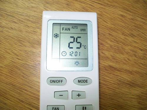 control remoto para aire acondicionado zenith frio solo nuev