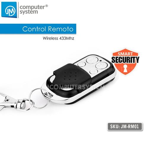 control remoto para alarma inalambrica 433mhz
