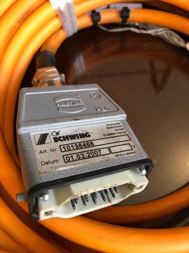 control remoto para bombas de concreto schwing putzmeister