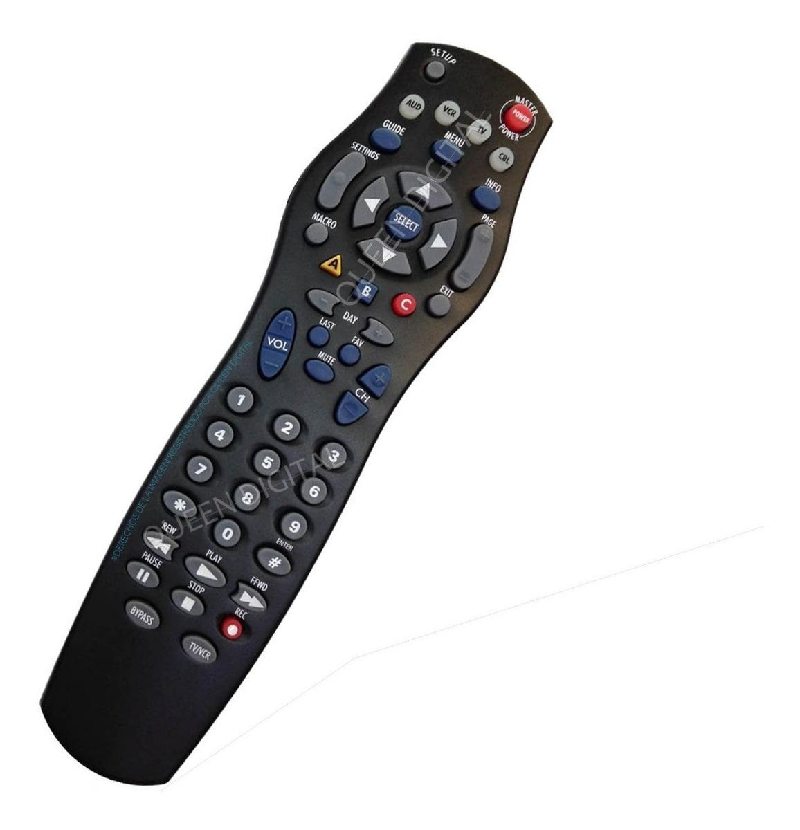 98199f1046d control remoto para cablevisión decodificador digtal y univ. Cargando zoom.