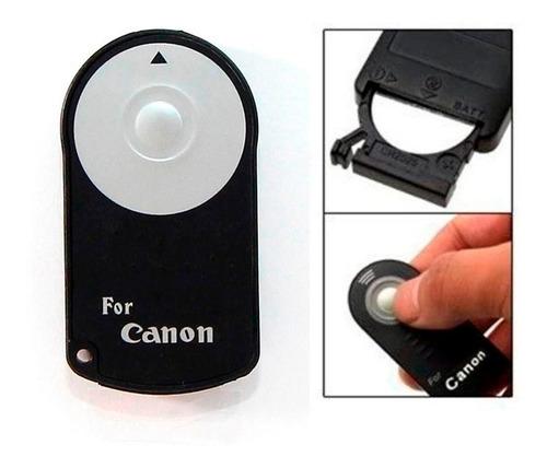 control remoto para camaras canon