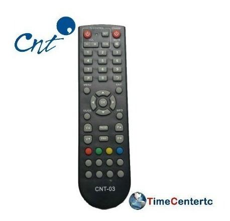 control remoto para decodificador: directv, cnt
