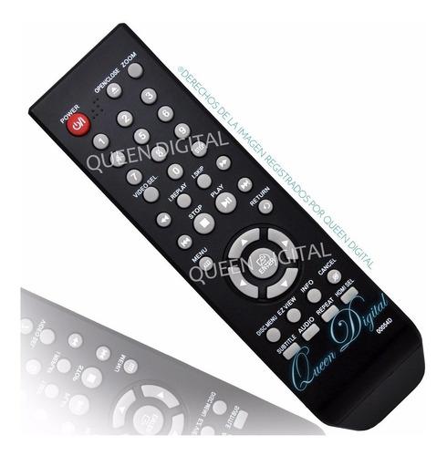 control remoto para dvd samsung 00054d hdmi p. todos modelos