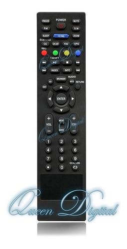 control remoto para hitachi philco pioneer smart tv 3d fmn
