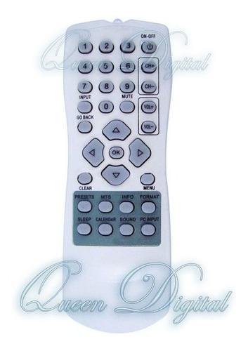 control remoto para rca tcl l37hd l26hd l32hd 26m91hd hdm61