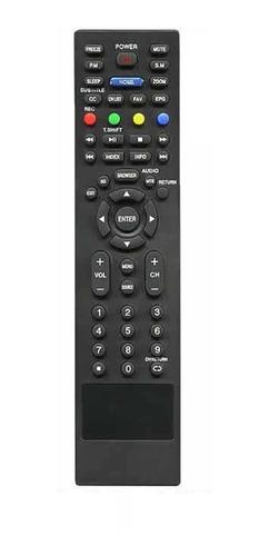 control remoto para smart jvc led lcd 467jv