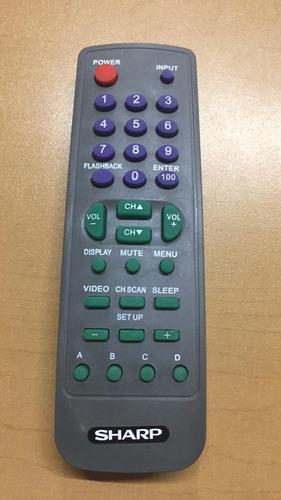 control remoto para tele tv sharp  envió gratis
