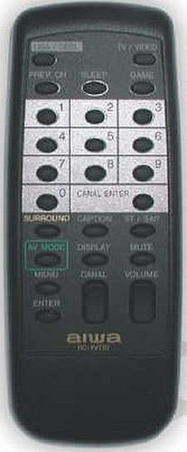 control remoto para tv aiwa directo y específico nuevo envio